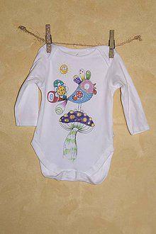 Detské oblečenie - Táčik - 6903552_