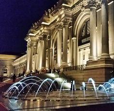 Metropolitan museum of art - Friday night at the Met!