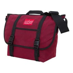 Manhattan Portage Waxed Canvas Messenger Bag