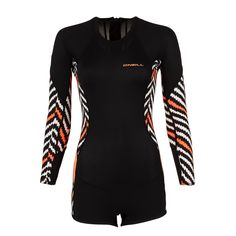Women's O'Neill Skins L/S Surf Wetsuit
