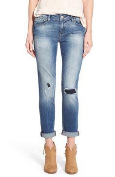 Women's Mavi Jeans 'Ada' Boyfriend Jeans (Patched Vintage)