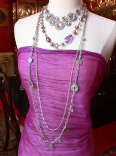 Passionista and Chiffon.  I sell Premier Designs Jewelry!  Contact:  SHANNON W. SCHMIDT  Email: shannonsjewels@yahoo.com Phone: 703 606 0237