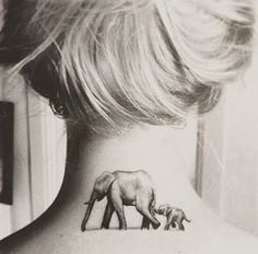 12 Elefant Tattoo Designs für diese Woche Mother and Child (Son or Daughter) Infinity Loop SVG for No matter what meaning the word family has for you, you can with a tattoo … – Tattoos – 75 Big And Small Elephant Tattoo Ideas … Wolf Paw Tattoos, Mama Tattoos, Family Tattoos, Finger Tattoos, Animal Tattoos, Tatoos, Elephant Family Tattoo, Mom And Baby Elephant, Elephant Tattoo Design