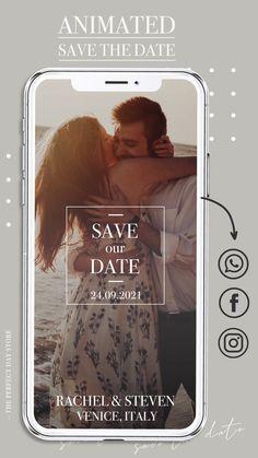 Marriage Invitation Card, Wedding Invitation Video, Unique Wedding Invitations, Invitation Cards, Save The Date Video, Electronic Save The Date, Electronic Invitations, Wedding Cards, Photo Ideas
