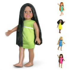 Enter to win Springfield Collection 18 inch Doll of choice, includes bonus outfit! Ends 12/18