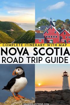 Your perfect Nova Scotia Road Trip guide with the best things to do in Nova Scotia - Planning your trip to Nova Scotia, Canada? Your perfect Nova Scotia road trip covering the best thi - Perth, Brisbane, Quebec, Vancouver, Cairns, Ways To Travel, Places To Travel, Travel Destinations, Travel Tips