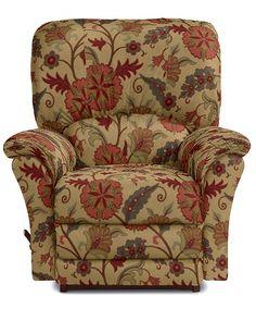 Swivel Chair Nebraska Furniture Mart Patio Folding Lyndon Reclina-way® Recliner By La-z-boy | Pinterest Recliner, Traditional And Room