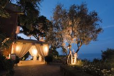mezzatorre resort & spa - Ischia, Italy #outdoorevent