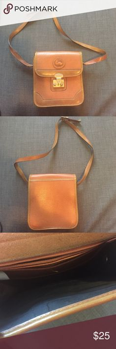 Dooney & Bourke Vintage bag. Super cute. Plenty of life left. 8x8.5 Dooney & Bourke Bags