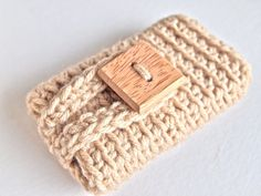 Crochet iPhone 4 case iPhone 4 cover iPhone case in ♥ by mostlyjonah, $12.00