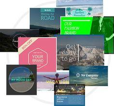 Desygner is your online banner maker