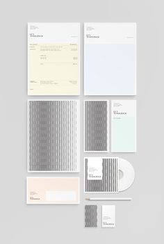 Guy Woolrych Identity by Leyla Muratovic, via Behance
