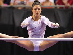 I got: Aly Raisman! Who Is Your Gymnastics Style Twin?