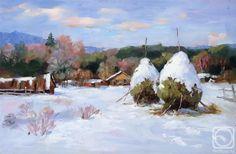Николаев Юрий. Стожки