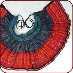 Ethnic hmong skirt