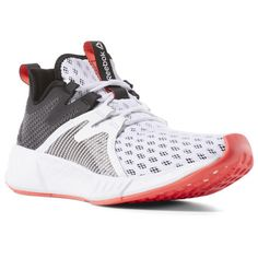 436c68942 Reebok Shoes Women s Fusium Run 2 in Wht Blk Red Size 11 - Running