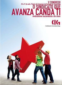 Imaxe para Congreso do sindicato CIG. 2010