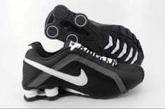 new concept 7442b 99152 Mens NikeRunning Shox R4 Black Grey White Shoes need only  40.99 with  quality Assurance