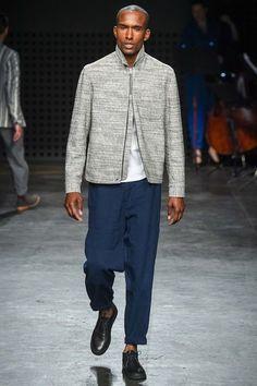 Oliver Spencer Spring 2016 Menswear Collection Photos - Vogue