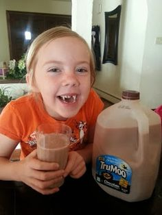 Limited Edition TruMoo for Halloween!