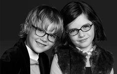 Les lunettes enfants - Automne-hiver 2012-2013