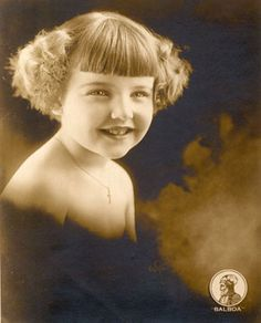 Marie Osborne (1911-2010). Born Helen Alice Myres.  Baby Marie was considered the most important child star of her day and a favorite with World War I audiences. She often played an orphan in her movies, a role we would later see Shirley Temple play so well. Marie Osborne made 29 movies by the time she was 8-years old, all of them silent movies. Sadly, only a few of them survive today.