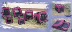 Foldaway Soft Pet Carrier - so easy to store when not in use!