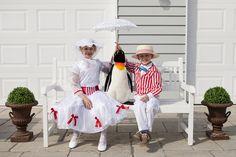 Jolly Holiday Mary Poppin party