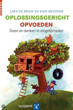 Boek 'Oplossingsgericht opvoeden'