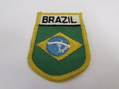#Brazil #Vintage Patch #Souvenir Travel Country Flag http://www.ebay.com/itm/Brazil-Vintage-Patch-Souvenir-Travel-Country-Flag-/321813010948?ssPageName=STRK:MESE:IT&utm_content=bufferb16f9&utm_medium=social&utm_source=pinterest.com&utm_campaign=buffer #gotvintage