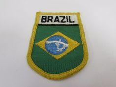 #Brazil #Vintage Patch #Souvenir Travel Country Flag http://www.ebay.com/itm/Brazil-Vintage-Patch-Souvenir-Travel-Country-Flag-/321813010948?ssPageName=STRK:MESE:IT&utm_content=bufferb16f9&utm_medium=social&utm_source=pinterest.com&utm_campaign=buffer #gotvintage