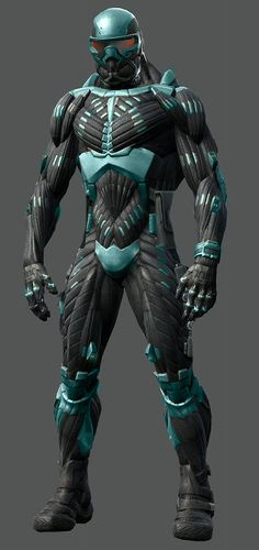 crysis nanosuit costume - Google Search