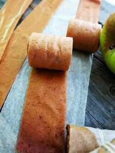Antipastaa: Yhden raaka-aineen makeiset eli omenanauhat (munaton, maidoton, gluteeniton, viljaton, sokeriton, vegaaninen, paleo)