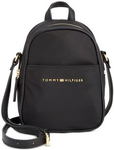 2399498d Tommy Hilfiger Juliette Nylon Mini Crossbody Designer Clutch, Designer  Handbags, Prada Handbags, Burberry
