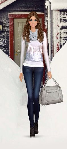 Look Styled For Covet Fashion: Escape To Aspen