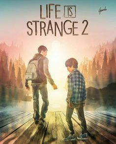 Life Is Strange 2 Sean and Daniel Life Is Strange Wallpaper, Instant Gaming, Daniel Diaz, Dontnod Entertainment, Arcadia Bay, Life Is Strange 3, Cry Now, Shinigami, Partners In Crime
