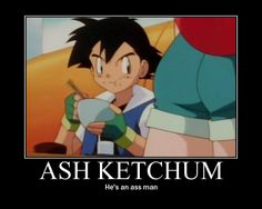 look at dat ash