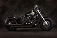 Suzuki VZ800 Boulevard M50 Bobber Motorcycle