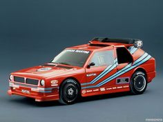 Lancia ECV Prototipo (1987)