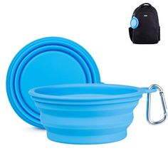 Collapsible Dog Bowl, Dog Bowls, Tableware, Dinnerware, Tablewares, Dishes, Place Settings