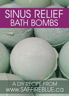 The best DIY projects & DIY ideas and tutorials: sewing, paper craft, DIY. Beauty Tip / DIY Face Masks 2017 / 2018 A bath bomb is always a fun addition to your bath time. This little DIY project is an explosion of color, natural Pot Mason Diy, Mason Jar Crafts, Sinus Relief, Homemade Bath Bombs, Diy Bath Bombs, Best Bath Bombs, Shower Bombs, Bombe Recipe, Bath Bomb Recipes