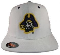 8dba0c53f1b East Carolina Fitted Cap White Mascot  19.99 NOW  9.99 Save  50% off East  Carolina