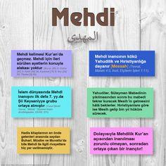 Mehdi Kuranda Geçmez! Judaism, Quran, Christianity, Verses, Islam, Sayings, Lyrics, Scriptures, Holy Quran