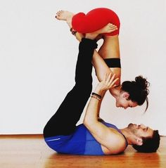 A new study has found that cardio-respiratory fitness can lower risk of death. Read here to know what is cardio-respiratory fitness or what are the exercise Couples Yoga Poses, Acro Yoga Poses, Partner Yoga Poses, Fit Couples, Two Person Yoga Poses, Yoga Girls, Yoga Inspiration, Fitness Bodybuilding, Yoga Images