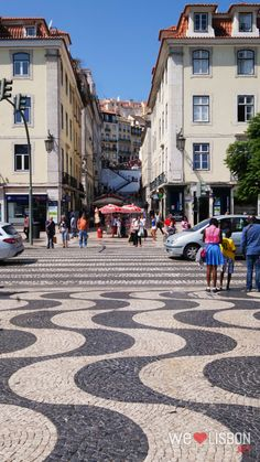 Since the Middle Ages Rossio Square has been one of Lisbon's main squares, and although the 1755 earthquake destroyed it severely, it was gorgeously rebuilt and remains a central meeting place.