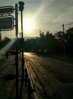 Sunrise Four Square, Greece, Sunrise, Life, Greece Country, Sunrises