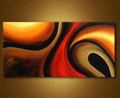 Abstract Art On Canvas For Beginners