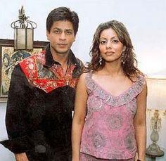 Sharukh Khan Gauri Khan