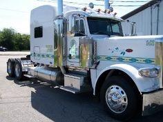 semi truck peterbuilt