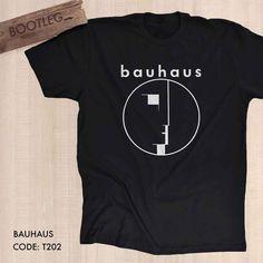 da1a6e11385 Rock T Shirts, Band Shirts, Vintage Band Tees, Random Online, Kinds Of  Music, Bauhaus